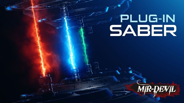 Plugin Saber for After Effects